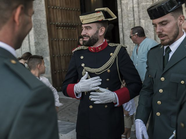 La boda de Marco y Paula en Vejer De La Frontera, Cádiz 43
