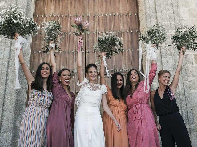 La boda de Marco y Paula en Vejer De La Frontera, Cádiz 45