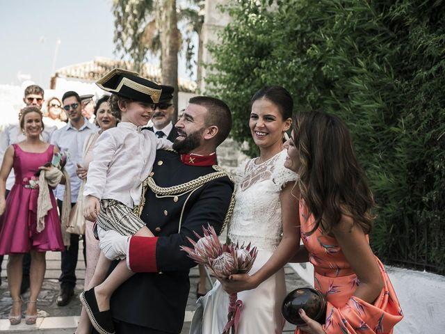 La boda de Marco y Paula en Vejer De La Frontera, Cádiz 46