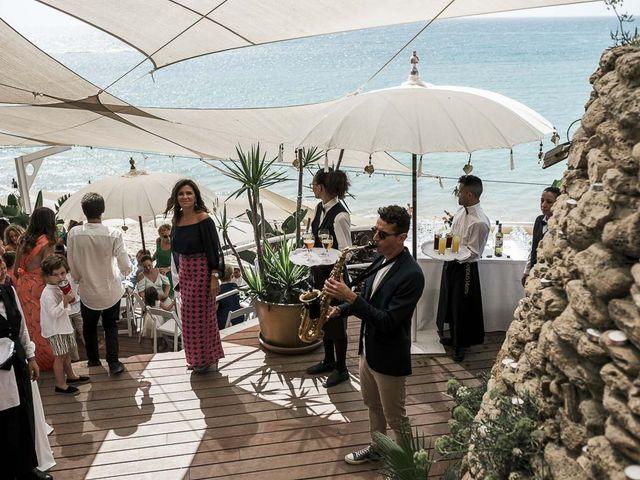 La boda de Marco y Paula en Vejer De La Frontera, Cádiz 59