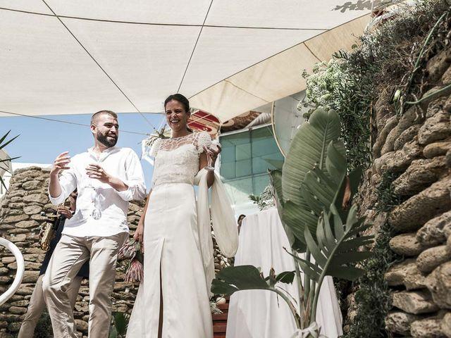 La boda de Marco y Paula en Vejer De La Frontera, Cádiz 63