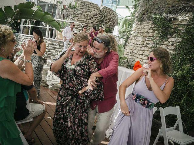La boda de Marco y Paula en Vejer De La Frontera, Cádiz 79