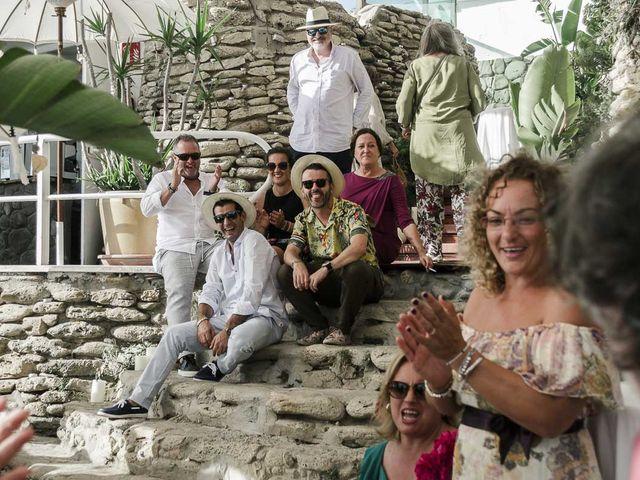 La boda de Marco y Paula en Vejer De La Frontera, Cádiz 80