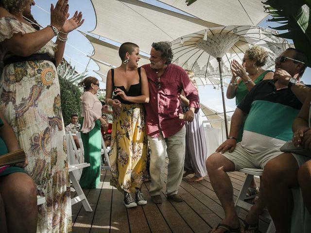 La boda de Marco y Paula en Vejer De La Frontera, Cádiz 81