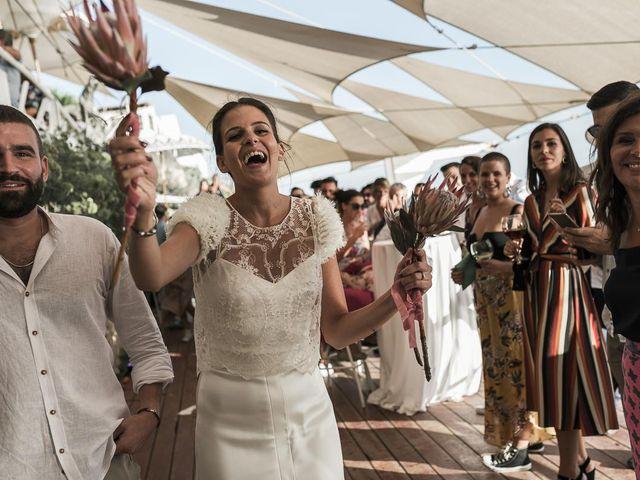 La boda de Marco y Paula en Vejer De La Frontera, Cádiz 85