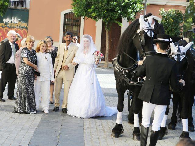 La boda de Apa y Angy en Sevilla, Sevilla 14