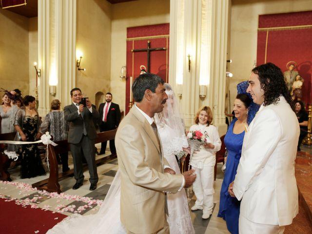 La boda de Apa y Angy en Sevilla, Sevilla 15