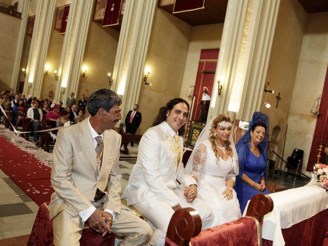 La boda de Apa y Angy en Sevilla, Sevilla 20