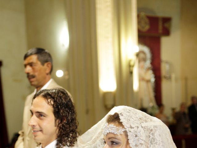 La boda de Apa y Angy en Sevilla, Sevilla 22