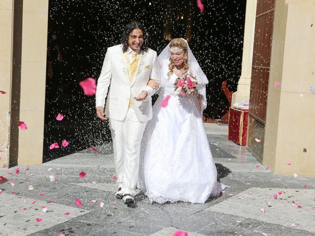 La boda de Apa y Angy en Sevilla, Sevilla 25