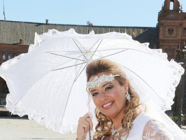 La boda de Apa y Angy en Sevilla, Sevilla 26