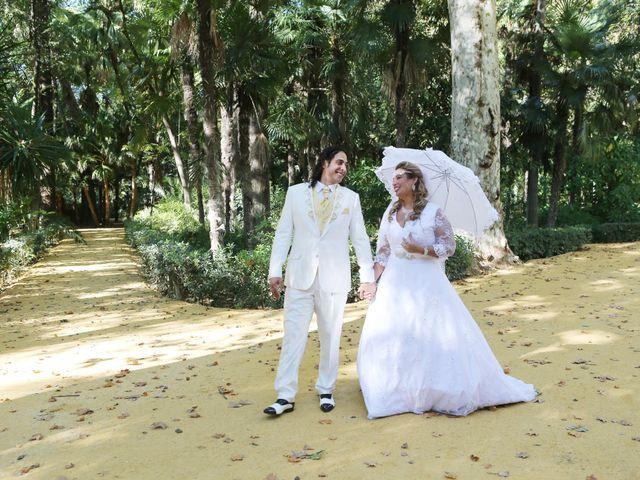 La boda de Apa y Angy en Sevilla, Sevilla 29