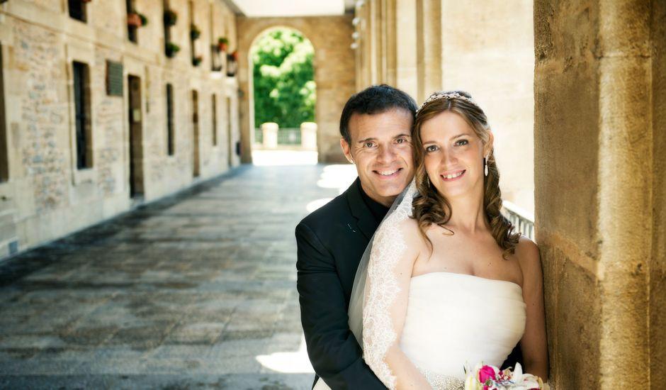 La boda de María Luisa y Roberto  en Vitoria-gasteiz, Álava