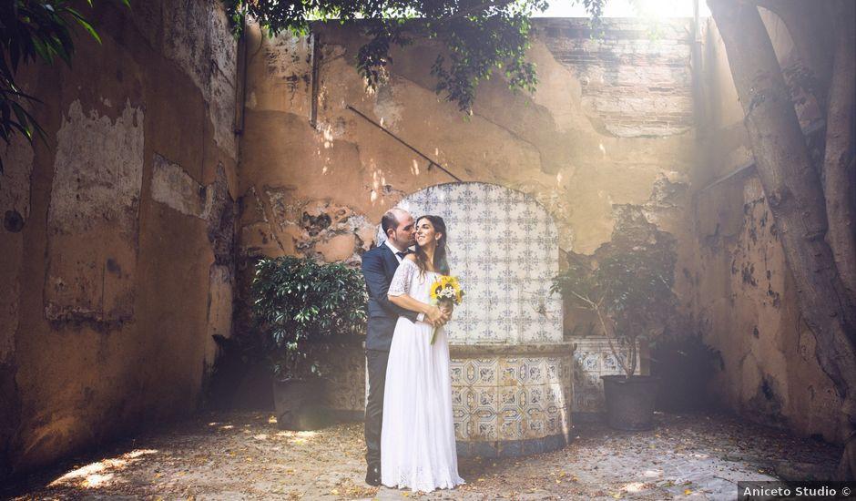 La boda de Cristofer y Anna en Premia De Mar, Barcelona