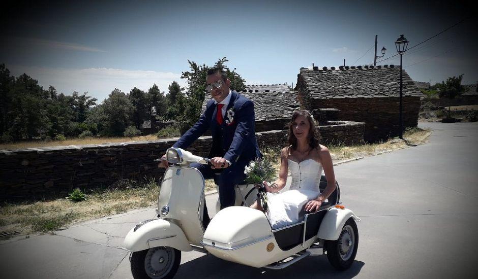 La boda de Silvia y Teo en Campillo De Ranas, Guadalajara
