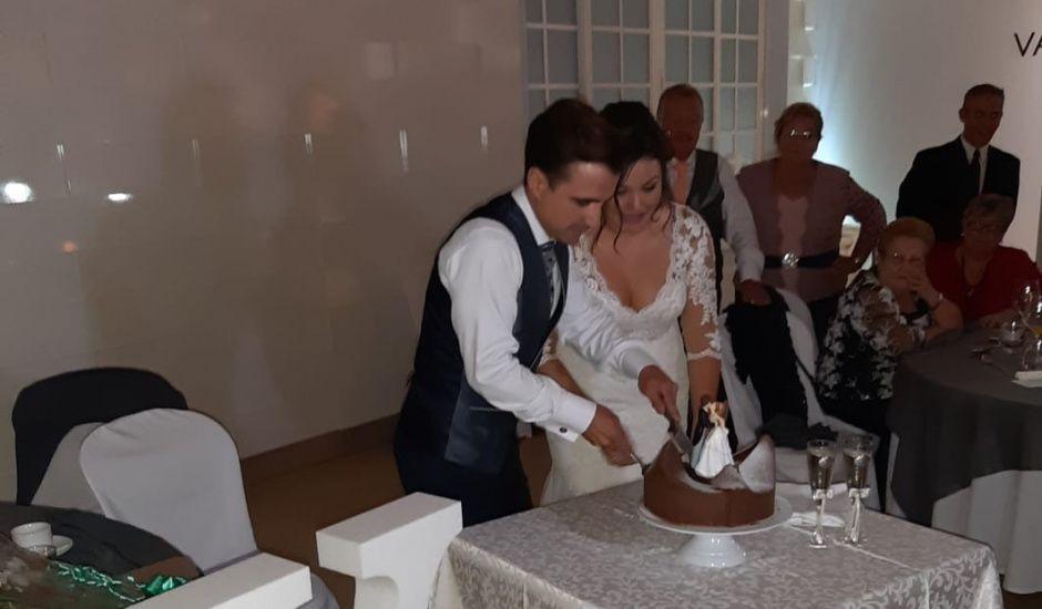 La boda de Fran y Yolanda en Estación De Cartama, Málaga