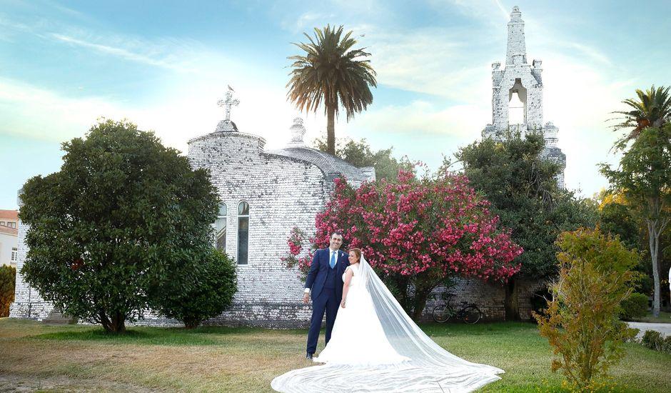 La boda de Benito  y Noelia en Vilagarcía de Arousa, Pontevedra