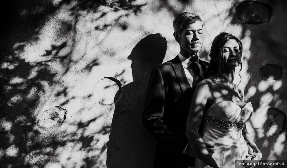 La boda de Ada y Alfred en Vilanova Del Valles, Barcelona