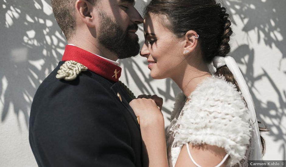 La boda de Marco y Paula en Vejer De La Frontera, Cádiz