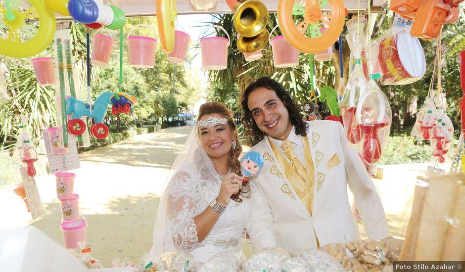 La boda de Apa y Angy en Sevilla, Sevilla