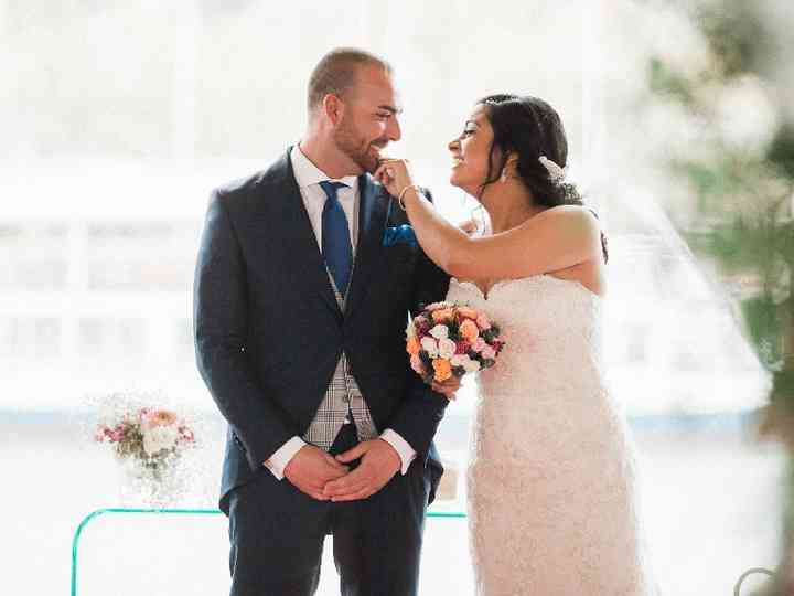 La boda de Camila y Antonio
