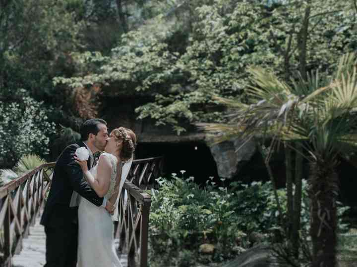 La boda de Irene y Álvaro