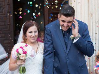 La boda de Elisabeth y Francis