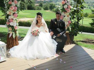 La boda de Esmeralda y Borja