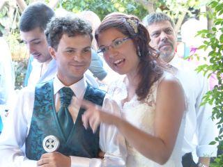 La boda de Benjamín y Micaela 1