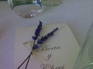 La boda de Berta y Chevi 2