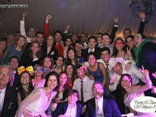 La boda de Berta y Chevi