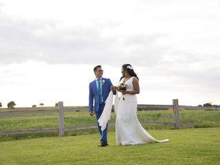 La boda de Iris y Osvaldo  1
