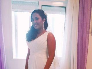 La boda de Iris y Osvaldo  3