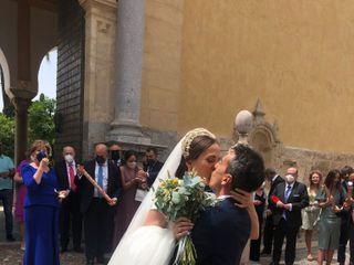 La boda de Maria y Pablo