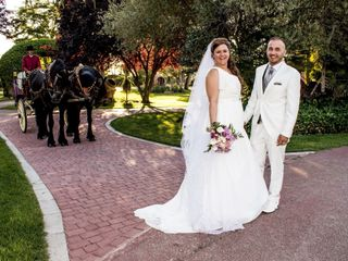 La boda de Carolina y Jorge