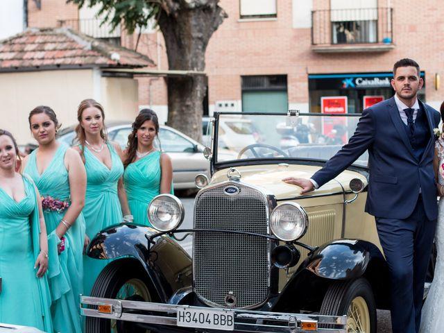 La boda de Francis y Elisabeth en Pinos Puente, Granada 9