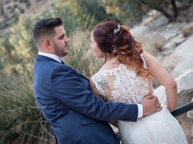 La boda de Francis y Elisabeth en Pinos Puente, Granada 11
