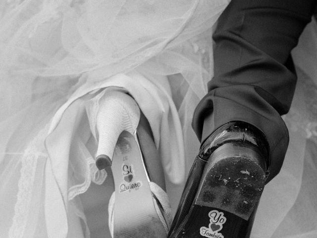 La boda de Francis y Elisabeth en Pinos Puente, Granada 12
