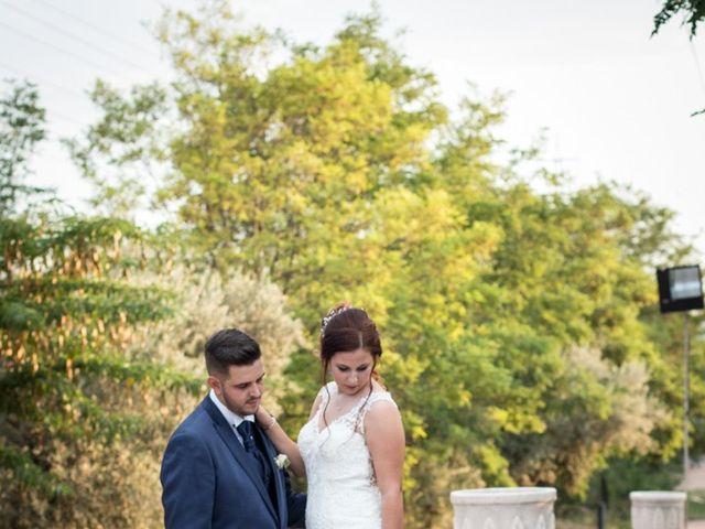 La boda de Francis y Elisabeth en Pinos Puente, Granada 13
