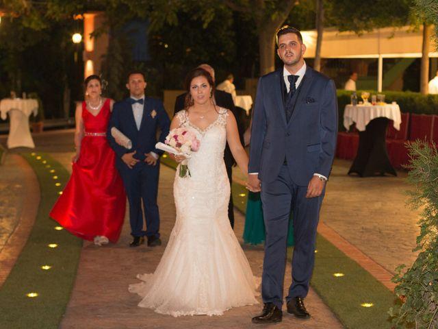 La boda de Francis y Elisabeth en Pinos Puente, Granada 15