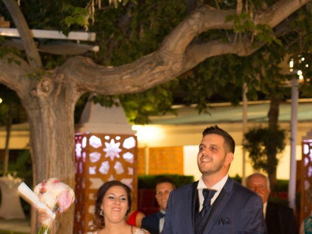 La boda de Francis y Elisabeth en Pinos Puente, Granada 16