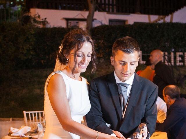 La boda de Joaquín  y Vero en Arriate, Málaga 4