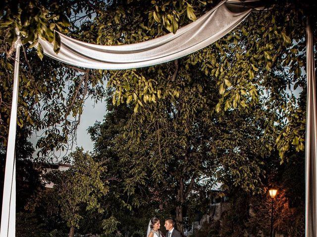 La boda de Joaquín  y Vero en Arriate, Málaga 7