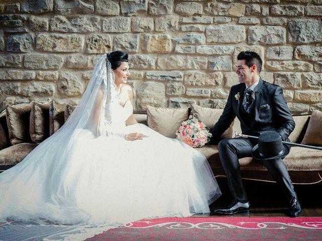 La boda de Borja y Esmeralda en Gorraiz, Navarra 22