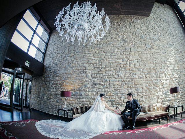 La boda de Borja y Esmeralda en Gorraiz, Navarra 23