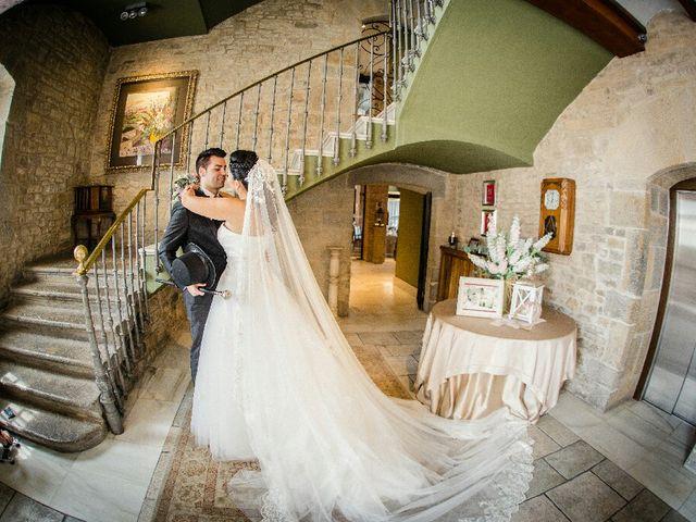 La boda de Borja y Esmeralda en Gorraiz, Navarra 24