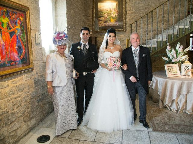La boda de Borja y Esmeralda en Gorraiz, Navarra 26