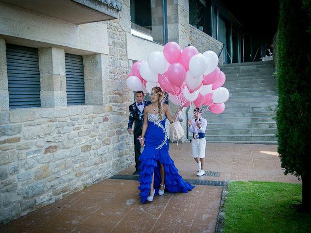 La boda de Borja y Esmeralda en Gorraiz, Navarra 28