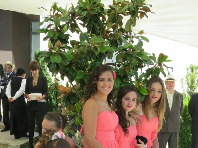 La boda de Borja y Esmeralda en Gorraiz, Navarra 60