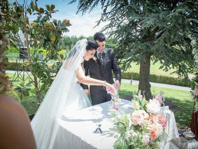 La boda de Borja y Esmeralda en Gorraiz, Navarra 72